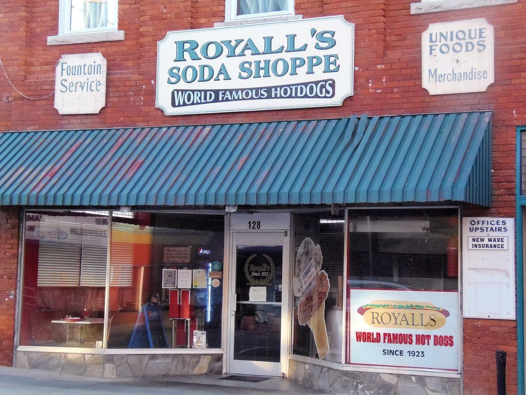 Royalls Soda Shop