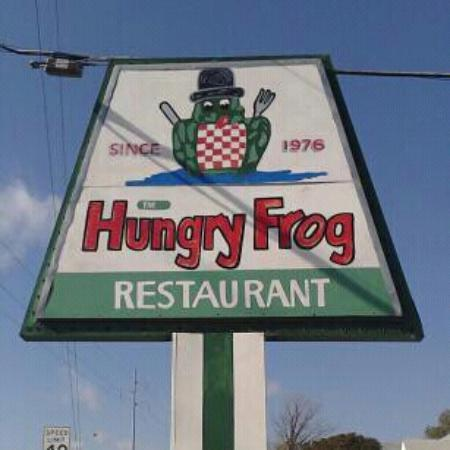 Hungry Frog Restaurant